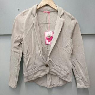 グラマラスジェーン(GLAMOROUS JANE)のGLAMOROUS JANE☆スエットジャケット(テーラードジャケット)