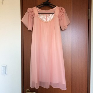 ピーチジョン(PEACH JOHN)の結婚式二次会ドレス(ミディアムドレス)