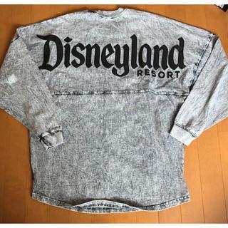 ディズニー(Disney)のカリフォルニア ディズニーランド スピリットジャージ M トレーナー アナハイム(Tシャツ/カットソー(七分/長袖))