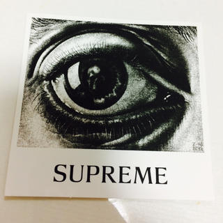 シュプリーム(Supreme)の新品supreme eye ステッカー正規品 送料無料(その他)