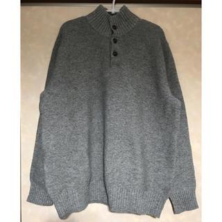 エディーバウアー(Eddie Bauer)の《未使用》エディバウアー  ニット XL(ニット/セーター)