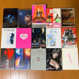 早い者勝ち!DVD・Blu-rayまとめ買い大歓迎です⑨(外国映画)