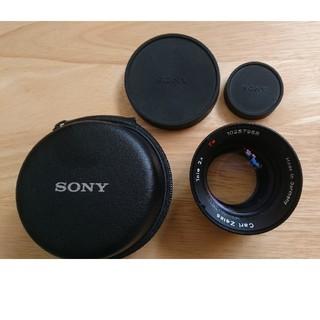ソニー(SONY)のSONY ビデオカメラ レンズ(ビデオカメラ)