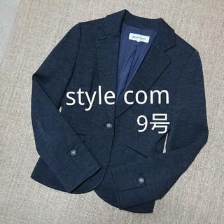 スタイルコム(Style com)の『美品』Style com ウールジャケット(テーラードジャケット)