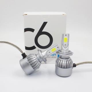 H11 LED ヘッドライト フォグランプ ホワイト