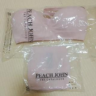 ピーチジョン(PEACH JOHN)のPEACH JOHN C65 ワークブラ(ブラ&ショーツセット)