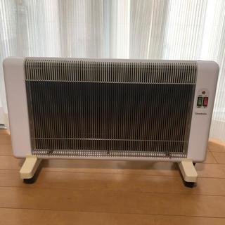 デロンギ(DeLonghi)の夢暖房ホワイト 880型H 遠赤外線輻射式パネルヒーター (電気ヒーター)