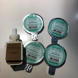 bath&bodyworks  カーレフィル ルームフレグランス(アロマポット/アロマランプ/芳香器)