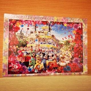 Disney - 蜷川実花 ディズニージグソーパズル