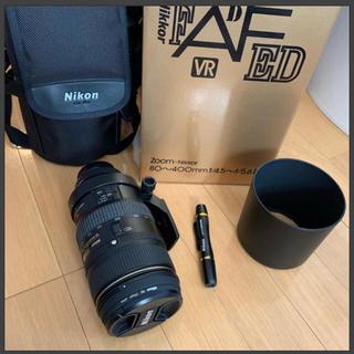 Nikon - nikon vr ed 77mm Dタイプ