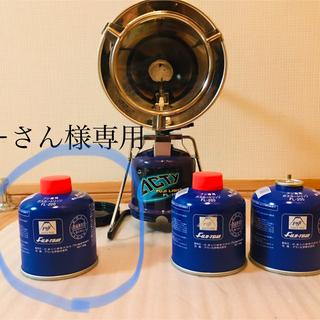 シンフジパートナー(新富士バーナー)の専用     富士灯器 用新品ガス 1個(ルアー用品)