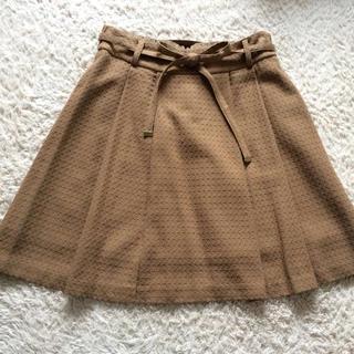 プーラフリーム(pour la frime)の膝丈スカート(ひざ丈スカート)