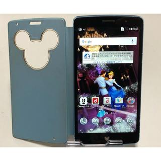ディズニー(Disney)のdocomo Disney Mobile DM-01G  稼動品(スマートフォン本体)