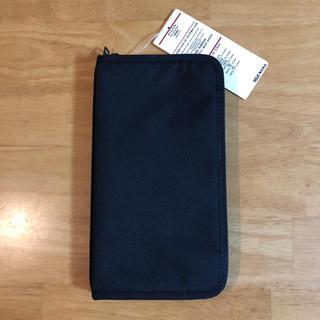 ムジルシリョウヒン(MUJI (無印良品))の無印 パスポートケース (日用品/生活雑貨)