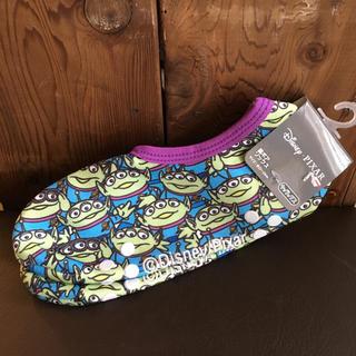 ディズニー(Disney)の新品タグ付き 部屋履き 中ボア 靴下(ソックス)