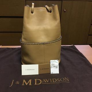 ジェイアンドエムデヴィッドソン(J&M DAVIDSON)のj&Mダビッドソン ディジー美品(ハンドバッグ)
