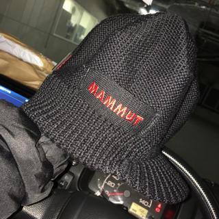 マムート(Mammut)のマムート MAMMUT ニット帽(ニット帽/ビーニー)