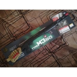 オプション付き♪ 東京マルイ タイプ M3 スーパー 90 エアーショットガン(エアガン)