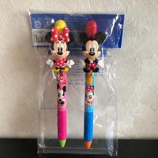Disney - Disney ディズニー ミッキー ミニー ボールペンセット