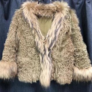 グレースコンチネンタル(GRACE CONTINENTAL)のグレースコンチネンタル ファーコート(毛皮/ファーコート)