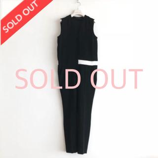 バーニーズニューヨーク(BARNEYS NEW YORK)の【売切れ】YOKO CHAN ヨーコチャン ジャンプスーツ ¥70,200(オールインワン)