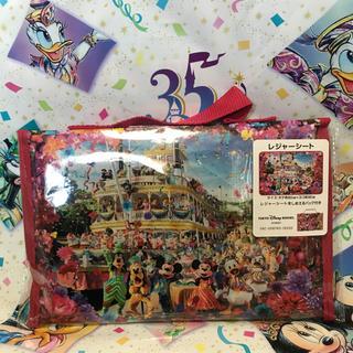 Disney - イマジニングザマジック レジャーシート ディズニーリゾート 蜷川実花 35周年