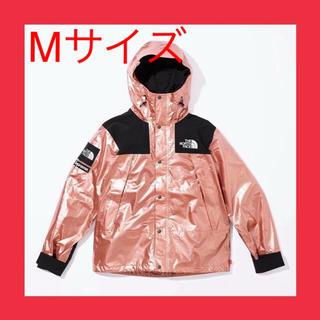 シュプリーム(Supreme)のSupreme tnf metallic mountain parka(レザージャケット)