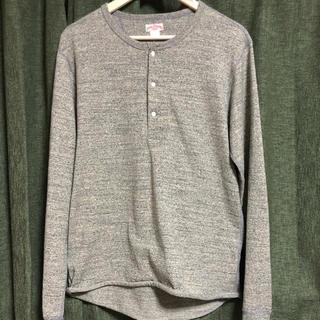 ザリアルマッコイズ(THE REAL McCOY'S)のヘンリーネックロンT(Tシャツ/カットソー(七分/長袖))