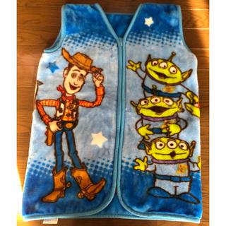 ディズニー(Disney)の新品未使用 トイストーリー 着る毛布 子供用(毛布)