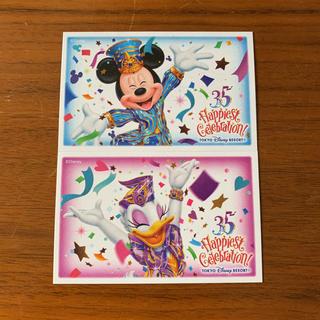 ディズニー(Disney)のディズニー スポンサー チケット(遊園地/テーマパーク)