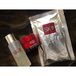 エスケーツー(SK-II)のSK-II フェイシャルトリートメント RAXY(サンプル/トライアルキット)