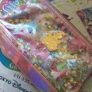 Disney - 【ラスト1点】パーク完売!ディズニー35周年 グランドフィナーレ ポーチ