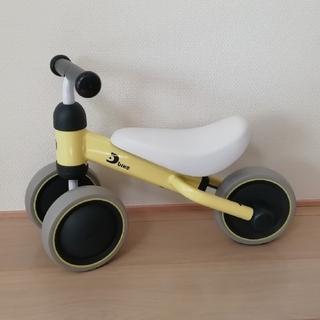 アイデス(ides)の※美品 ides【D-bike mini 】チャレンジバイク 三輪車 (三輪車)
