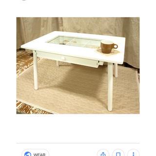 コレクションテーブル(ローテーブル)