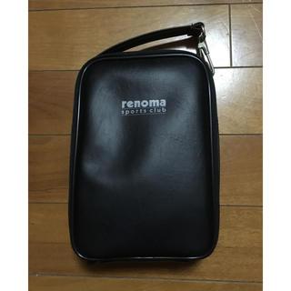 レノマ(RENOMA)のrenoma ゴルフボールポーチ(ゴルフ)