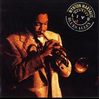 ウィントン・マルサリス/Live blues alley(ジャズ)
