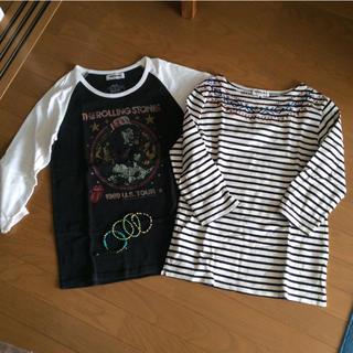 ユナイテッドアローズ(UNITED ARROWS)のモンキータイム ラグラン 他 セット(Tシャツ/カットソー(七分/長袖))