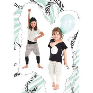 コドモビームス(こども ビームス)のkoolabah クーラバー Tシャツ minirodini bobo 北欧(Tシャツ/カットソー)