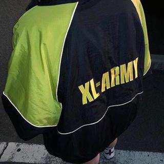 エクストララージ(XLARGE)のX-LARGE ナイロンジャケット アウター(ナイロンジャケット)