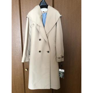 ダブルスタンダードクロージング(DOUBLE STANDARD CLOTHING)の新品美品 ライナー付きフードトレンチコート(トレンチコート)