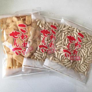 カメダセイカ(亀田製菓)の亀田製菓 柿の種ホワイトチョコ&トリイソース 柿の種  ●3袋セット(菓子/デザート)