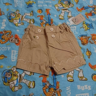 セラフ(Seraph)の2点おまとめ新品90 セラフ ショートパンツとシャツ(パンツ/スパッツ)