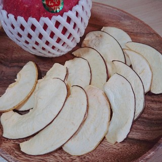 りんごチップス大量(フルーツ)