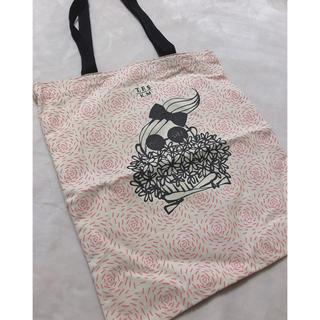 ケイタマルヤマ(KEITA MARUYAMA TOKYO PARIS)の新品 ケイタマルヤマ 三浦大地コラボ キャンバス生地バッグ(トートバッグ)