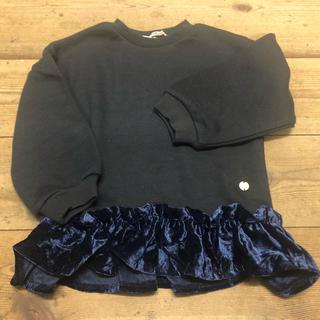 セラフ(Seraph)のセラフ  裏毛トレーナー 100cm(Tシャツ/カットソー)