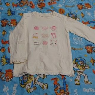 クーラクール(coeur a coeur)の95サイズクーラクール長袖シャツ(Tシャツ/カットソー)