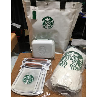 スターバックスコーヒー(Starbucks Coffee)の2019スタバックス福袋 非売品中心(ノベルティグッズ)