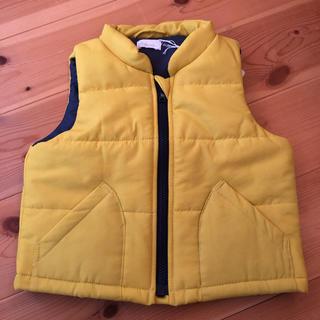 コンビミニ(Combi mini)のコンビミニ 中綿ベスト  90(ジャケット/上着)
