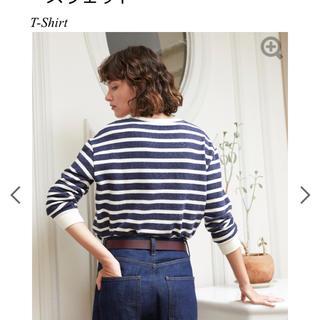 コントワーデコトニエ(Comptoir des cotonniers)のComptoir des cotonniers Tシャツ(Tシャツ(長袖/七分))