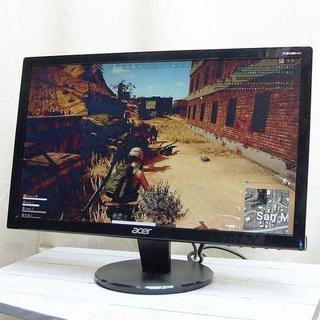 エイサー(Acer)のサブでもメインでも使える丁度良い大きさ♪20型ワイドモニター(ディスプレイ)